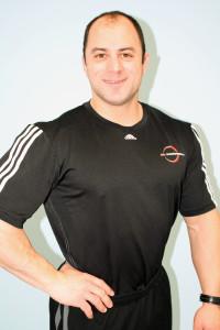Robert Wichman Personal Trainer