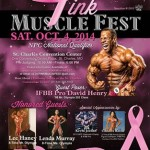 NPC Pink Muscle Fest Team PROformations
