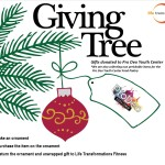 Life Transformations Fitness Giving Tree