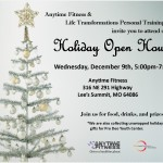 life transformations personal training lees summit holiday open house