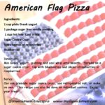 molly wichman fitness american flag fruit pizza healthy