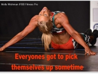 Molly Wichman Fitness Need Pickup motivation