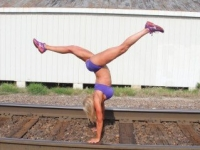 Molly Wichman Fitness Downtown Lee's Summit Photo Shoot