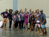 Team PROformations 2014 Muscle Mayhem Group