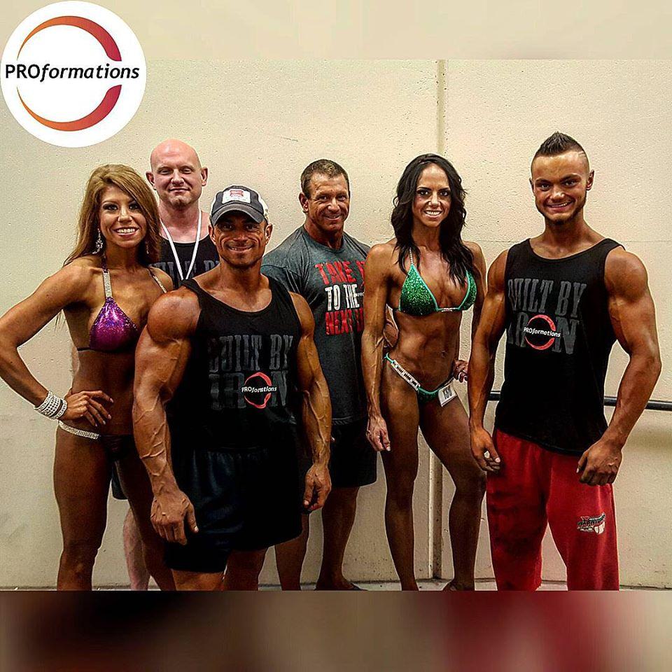 Team PROformations NPC Missouri State 2015 - Life