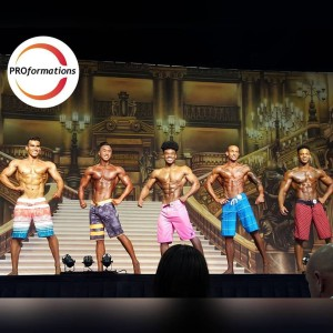 Team PROformations npc contest prep services 1ve